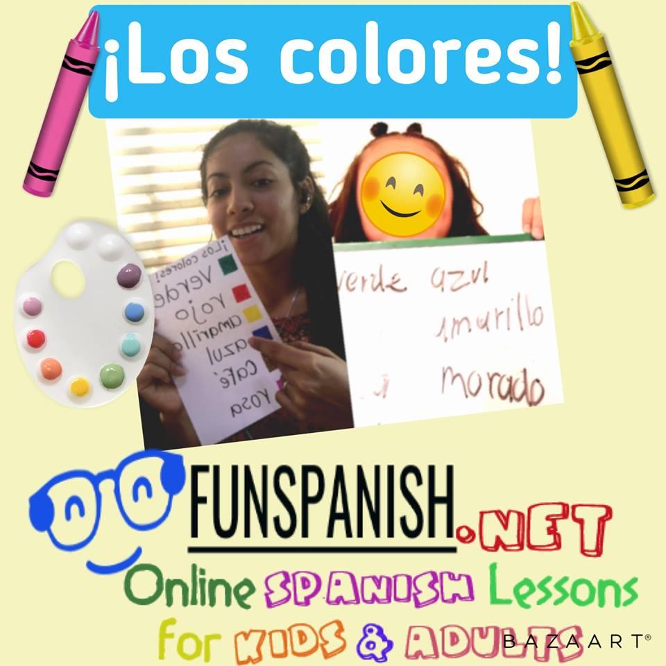 Spanish lessons screenshot